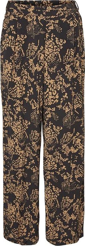 Spodnie Vero Moda z nadrukiem