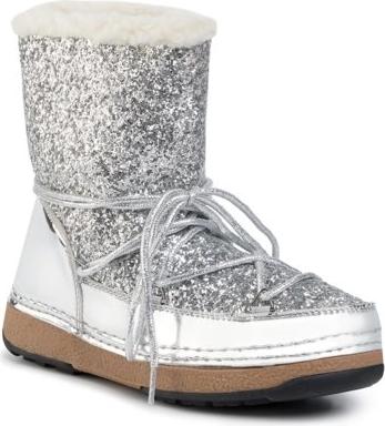 Srebrne śniegowce DeeZee