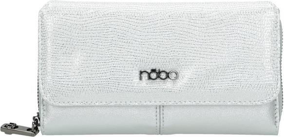 Srebrny portfel NOBO