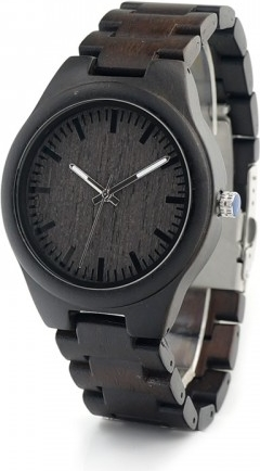 Srebrny zegarek king hoon zegarki kwarcowe