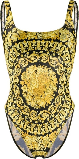Strój kąpielowy Versace w stylu casual z nadrukiem