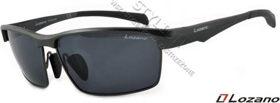 Stylion Duże męskie Okulary LOZANO LZ-312C Polaryzacyjne