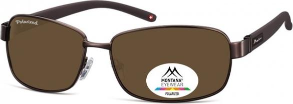 Stylion Męskie klasyczne okulary Przeciwsłoneczne Polaryzacyjne MP105B