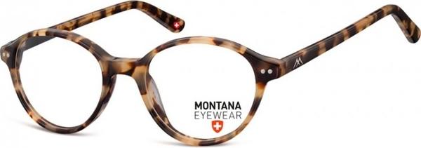 Stylion Okragle oprawki optyczne, korekcyjne Montana MA70B
