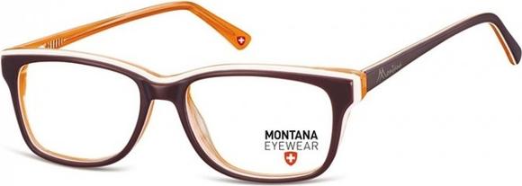 Stylion Oprawki korekcyjne, optyczne nerdy Montana MA81C