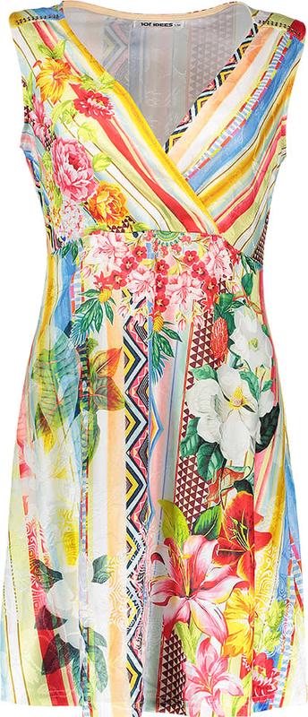 Sukienka 101 Idees bez rękawów