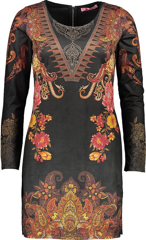 Sukienka 101 Idees z długim rękawem mini