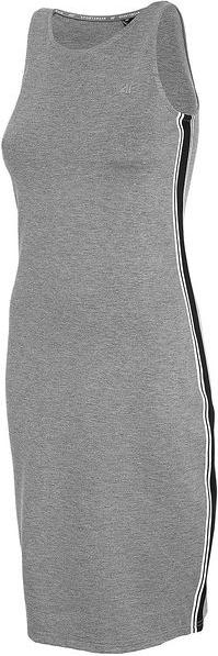 Sukienka 4F bez rękawów w sportowym stylu
