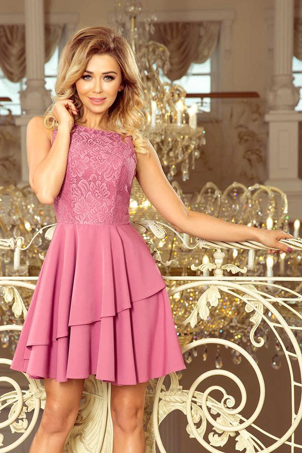 Sukienka 4myself.pl rozkloszowana mini