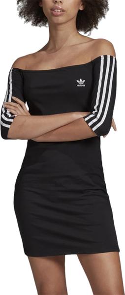Sukienka Adidas z bawełny