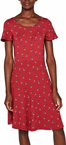 Sukienka amazon.de midi prosta w stylu casual
