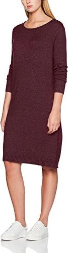Sukienka amazon.de midi z długim rękawem w stylu casual