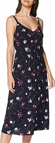 Sukienka amazon.de na ramiączkach z dekoltem w kształcie litery v
