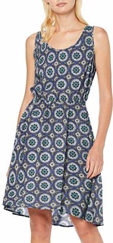 Sukienka amazon.de rozkloszowana w stylu casual