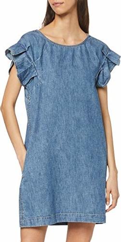 Sukienka amazon.de w stylu casual mini z krótkim rękawem