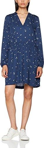 Sukienka amazon.de w stylu casual z długim rękawem z dekoltem w kształcie litery v