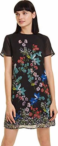 Sukienka amazon.de w stylu casual z krótkim rękawem mini
