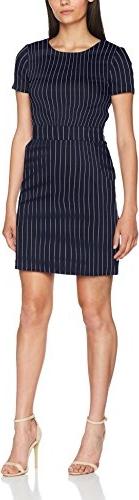 Sukienka amazon.de w stylu casual z okrągłym dekoltem mini