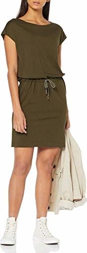 Sukienka amazon.de z krótkim rękawem