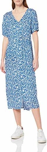 Sukienka amazon.de z krótkim rękawem midi
