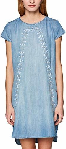 Sukienka amazon.de z krótkim rękawem prosta