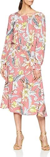 Sukienka amazon.de z okrągłym dekoltem
