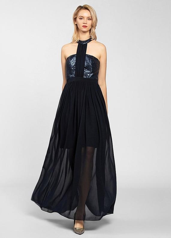 Sukienka Apart bez rękawów