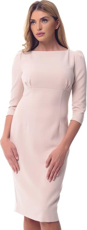 Sukienka Arefeva z długim rękawem