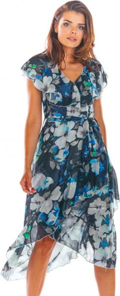 Sukienka Awama asymetryczna