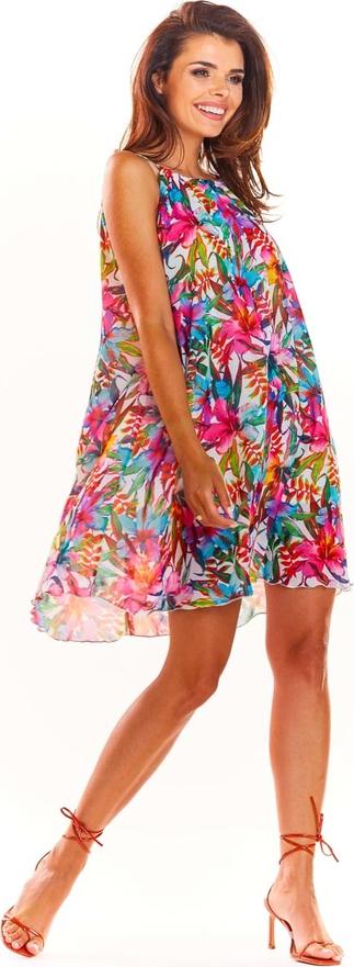Sukienka Awama bez rękawów