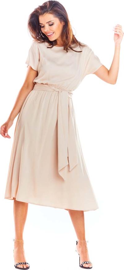 Sukienka Awama rozkloszowana