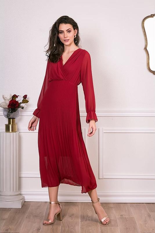 Sukienka Bain De Nuit z dekoltem w kształcie litery v