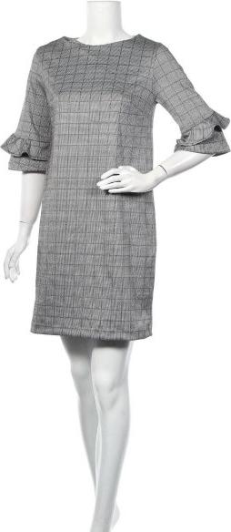 Sukienka Banana Republic mini prosta z okrągłym dekoltem