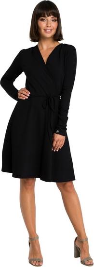 Sukienka Be z długim rękawem