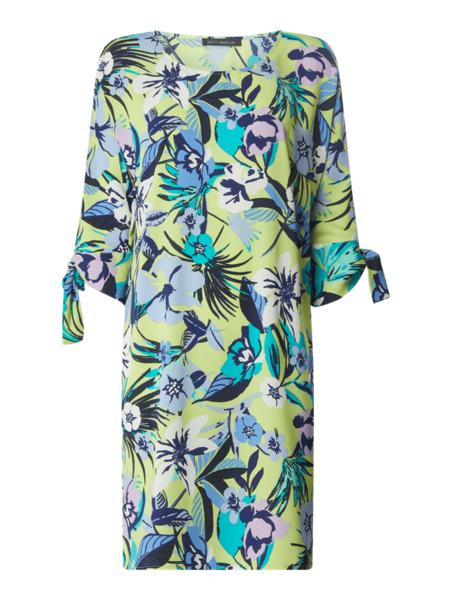 Sukienka Betty Barclay w stylu casual z długim rękawem prosta