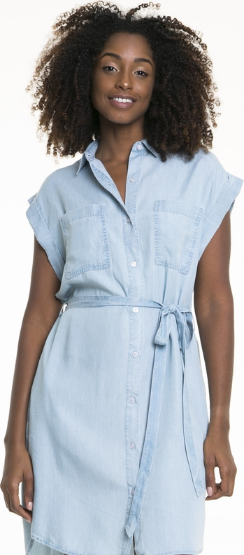 Sukienka Big Star w stylu casual mini z bawełny