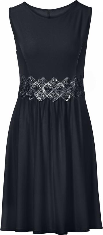 Sukienka bonprix BODYFLIRT z dżerseju