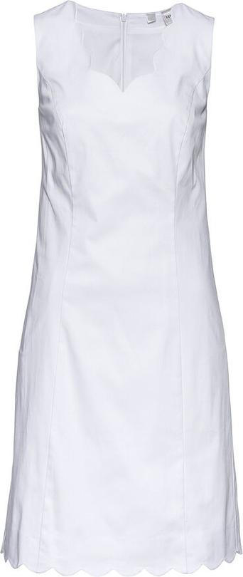 Sukienka bonprix ołówkowa bez rękawów
