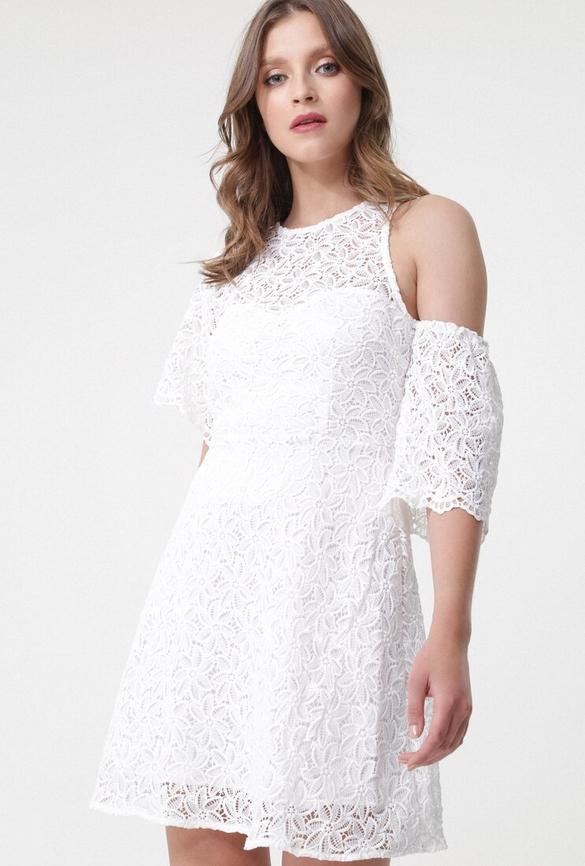 Sukienka born2be mini w stylu casual