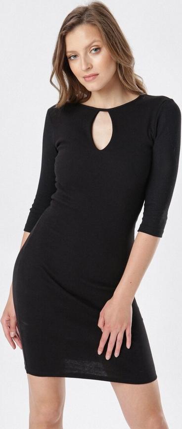 Sukienka born2be mini w stylu casual dopasowana