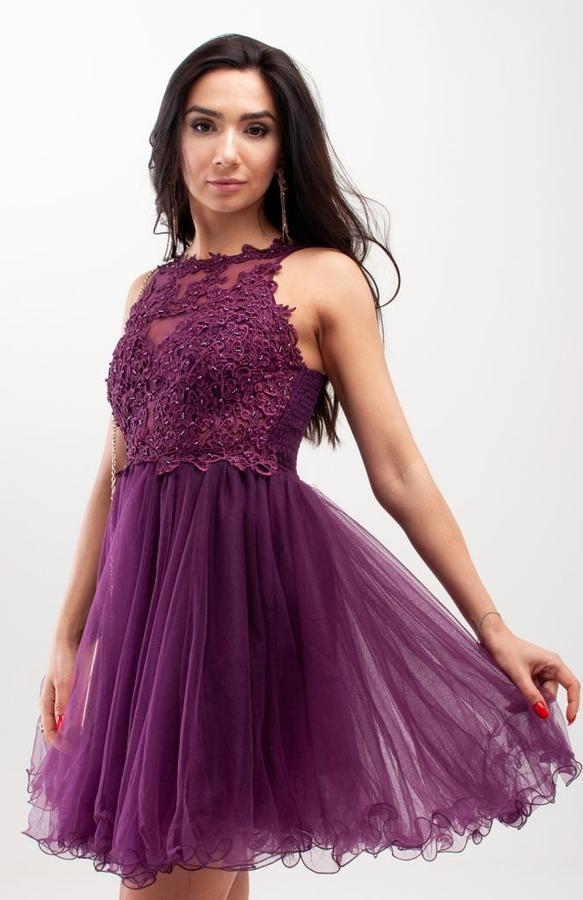 Sukienka Butik Ecru mini
