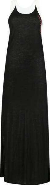 Sukienka Calvin Klein na ramiączkach w stylu casual maxi