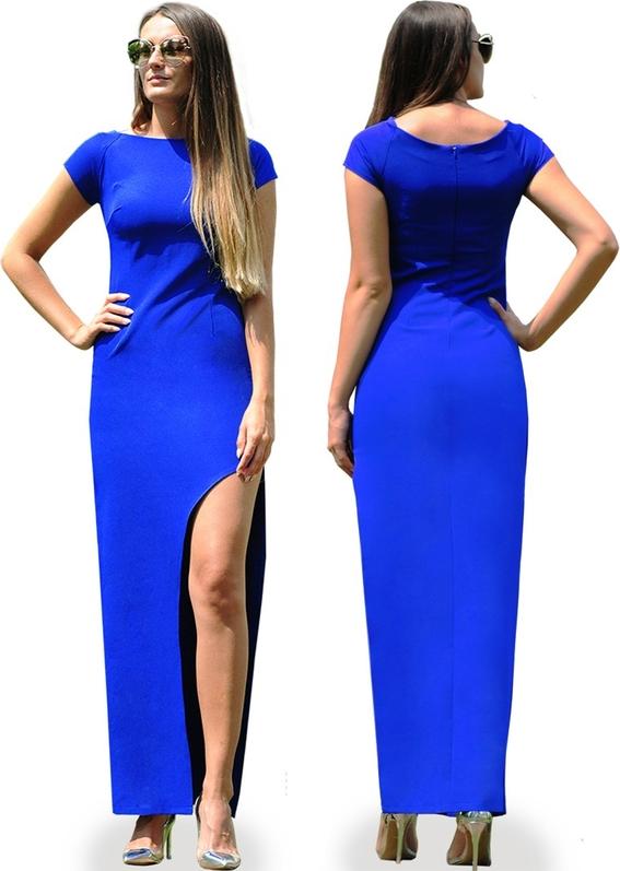 Sukienka Camill Fashion dla puszystych