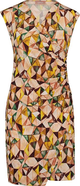 Sukienka Cartoon z dekoltem w kształcie litery v