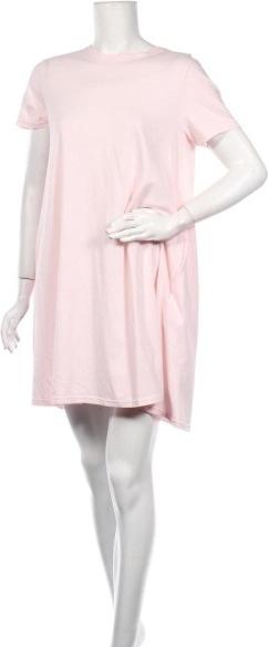 Sukienka Cheap Monday z okrągłym dekoltem z krótkim rękawem