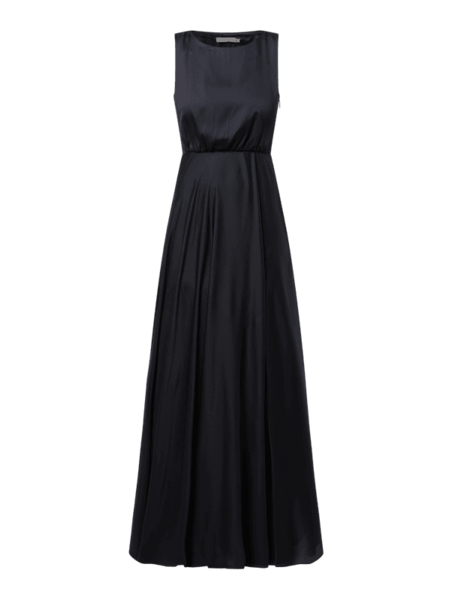 Sukienka Christian Berg z dekoltem w kształcie litery v