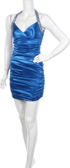 Sukienka City Triangles mini na ramiączkach