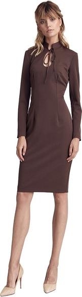 Sukienka Colett z długim rękawem