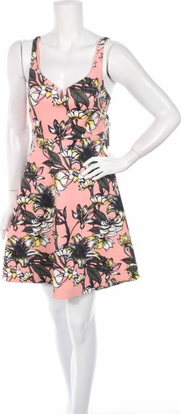 Sukienka Coolcat na ramiączkach mini z dekoltem w kształcie litery v