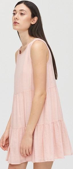 Sukienka Cropp mini bez rękawów